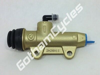 New Ducati Brembo Monster 821 Gold Rear Brake Master Cylinder Pump