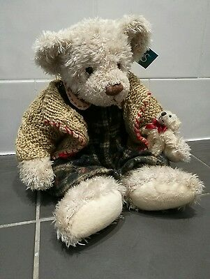 Vintage Teddy Bear Cosette RUSS collection