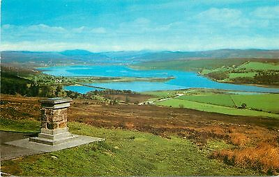 p0706 Dornoch Firth from Struie, Scotland postcard