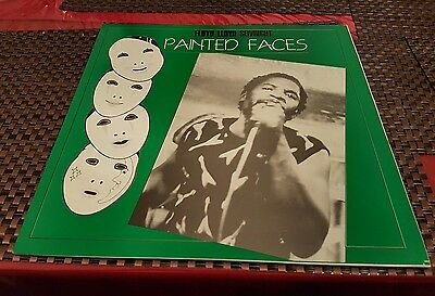 Floyd Lloyd Seivright Painted Faces Roots LP Listen !