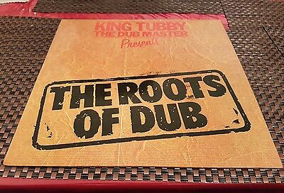 king Tubby Presents The Roots Of Dub Grounation LP Listen !