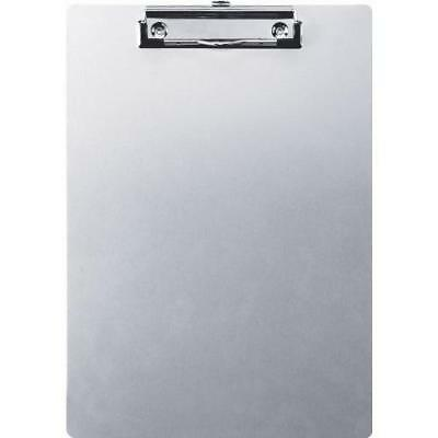 Officemate Aluminum Clipboard, Letter Size, 1 Clipboard (83211) New