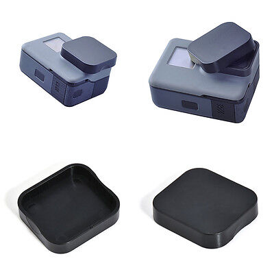 For Gopro Hero 5 action Camera Accessories Lens Protector Cover Lens Cap Black