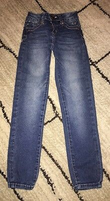 Justice Premium Simply Low Skinny Jeans Pants Girls Size 7