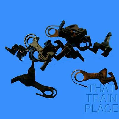 HORN HOOK COUPLERS (10) 90601 ATHEARN HO Scale