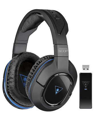 Turtle Beach Ear Force Stealth 500P Schnurloses Surround Gaming Headset TBS-3270