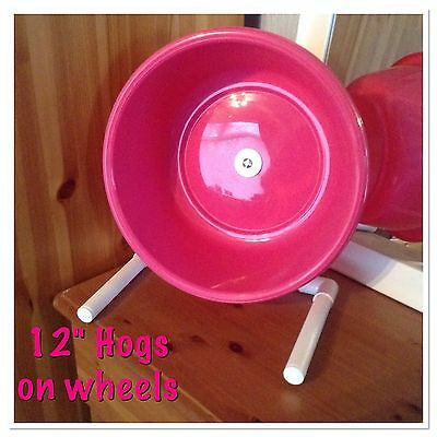 "12""african Pygmy Hedgehog,rat,gerbil,hamster ,mouse ,guinea Pig ,exercise Wheel"