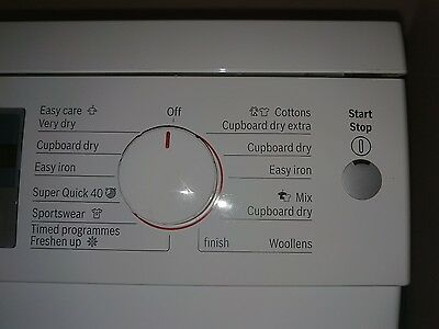 bosch 7kg self cleaning condenser tumble dryer