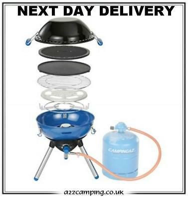 New Campingaz Butane/Propane Gas  Party Grill 400 2kW BBQ with Carry Case