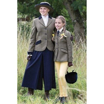 """***new***  Equetech Lead Rein Outfit Ladies 36"""" Childs 24"""" + Hat  Sale Price"""