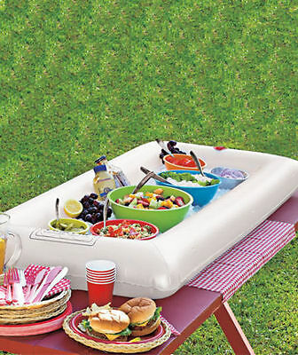 Chill Out Portable Salad Bar (BAR) Cooler Ice Drink Beverage Food Portable 54x24