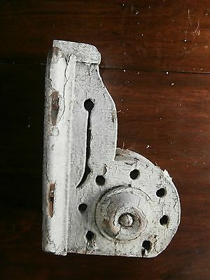 Vintage Antique - Hand Made Wood - Architectural Corbel