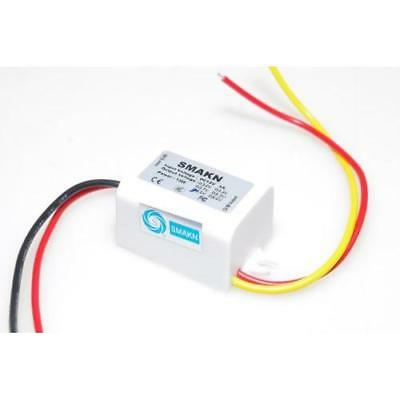 SMAKN® DC/DC Converter 12V Step Down to 7.5V 3A 22W Power Supply Module New