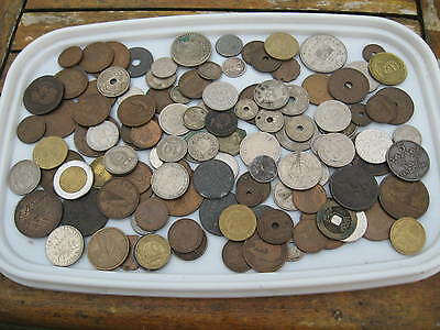 World Vintage Coins Mixed Lot