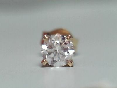 .34 Ct H Si2 Diamond Stud Earring Solid 14K Gold $999.00