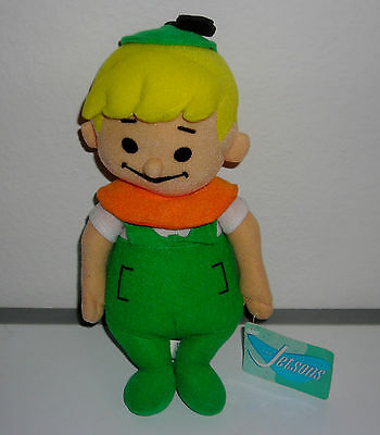 "Toy Factory Hanna Barbera The Jetsons Elroy Jetson 12"" Plush Toy"