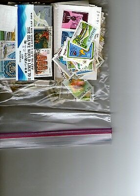 Nice Collection 1000 Diff. World Wide Stamps, Many Themes - A Great Buy 2