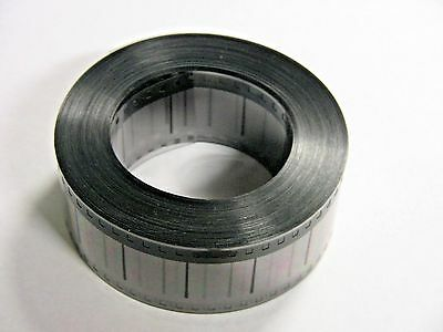 35MM CLEAR FILM LEADER with frame lines Mylar (estar) 100FT