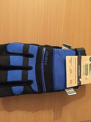 Town and Country TGL435M Ultimax Mens Gloves Medium