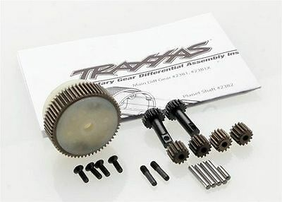 Traxxas TRA2388X Planetary Gear Differential with Steel Ring Gear