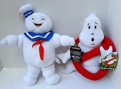 New Ghostbusters No Ghost Symbol Stay Puft Marshmallow Plush Toy Factory Sailor