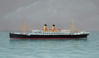 EMPRESS OF INDIA Canadian Pacific Liner by CM 1:1250 Waterline Ship Model