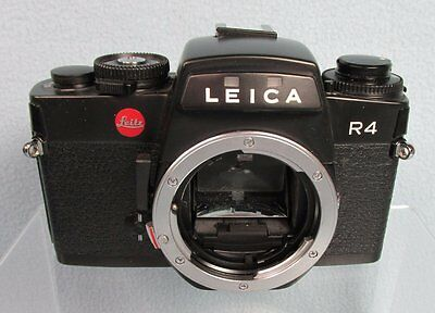 Leica R4  35mm film CAMERA BODY