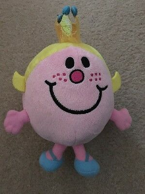 Little Miss Princess Soft Toy - Immaculate