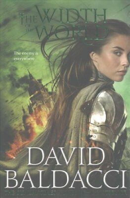 The Width of the World by David Baldacci (Paperback, 2017)