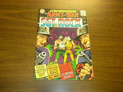 OUR ARMY AT WAR #159 DC Comics 1965 Sgt. Rock
