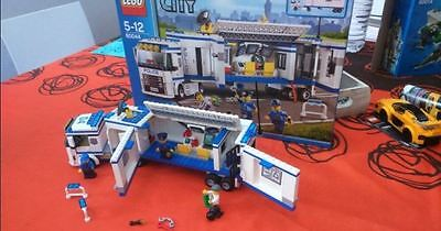 lego City 60044 camion police