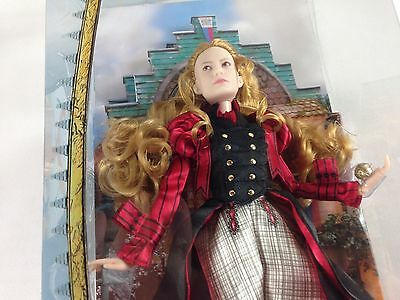 New Alice Through The Looking Glass Disney Figure Doll Film Collection