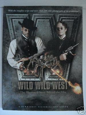 Wild Wild West The Illustrated Story Behind The Film