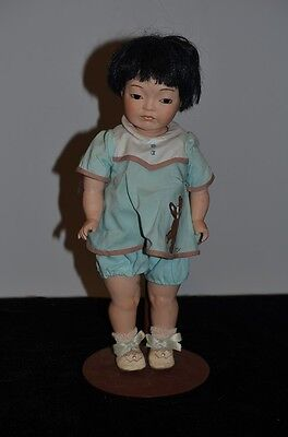 "Ellery Thorpe ""Harry"" Artist Doll 1971 15 inches"