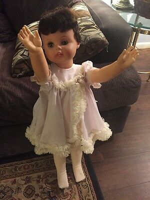 "Vintage 1960 American Doll & Toy 31"" Doll"
