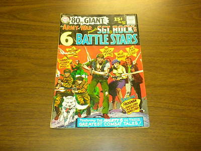 OUR ARMY AT WAR #164 DC Comics 1966 Sgt. Rock