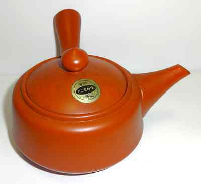 Japanese Tokoname Ware Japan Red Clay pottery TEAPOT