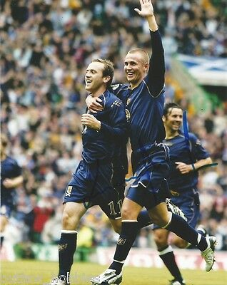 Scotland Kenny Miller Autographed Signed 8x10 Photo COA C