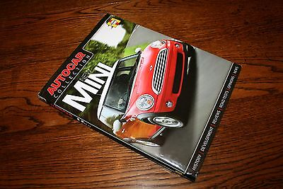 NEW MINI - Autocar Collection BMW History Development Road Tests Reviews