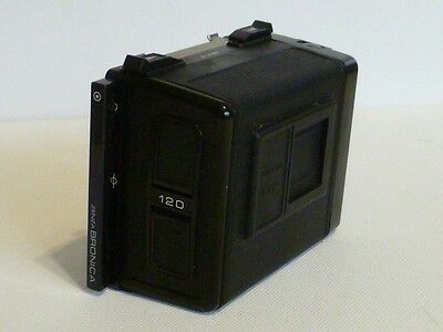 Zenza BRONICA 120 Fim Back / magazine for ETR / ETRS / ETRSi