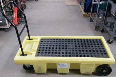 ENPAC 5200-YE Poly-Spillcart, Looks like its never been used