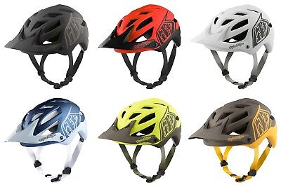 Troy Lee Designs 2017 A1 MIPS Classic Bike Helmet All Sizes & Colors