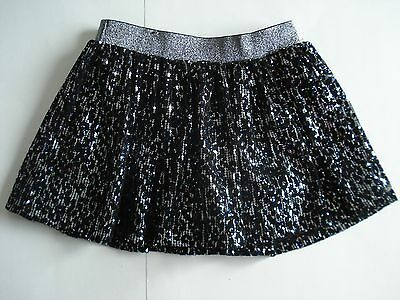 Justice Girls Skirt/Skort Size 10 Black