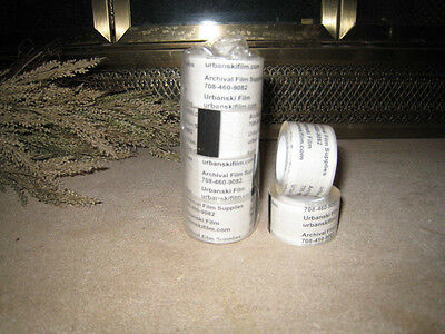 35mm film non perforated clear splicing tape- 6 rolls