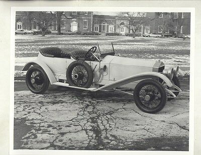 1913 Rolls Royce Silver Ghost Alpine Eagle ORIGINAL Photograph ww6692