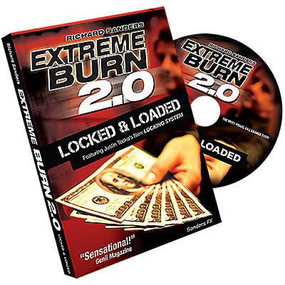 Extrem Burn 2.0: Locked & Geladen von Richard Sanders - DVD