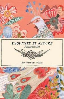 Exquisite By Nature Notebook Set, 9781452155449