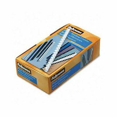 Fellowes Value  Binding Combs A4 10mm White 6200401 (PK100)