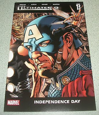 The Ultimates 2 #13 VF/VF+ (2006) The Avengers Captain America Thor