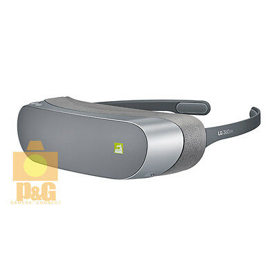 NEW Genuine LG 360 VR LGR100 Glasses Headset Mobile 3D Video Glasses with LG G5